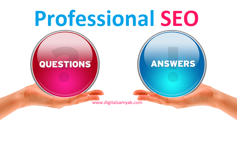 Read more about the article 12 Professional SEO Interview Questions Answered
