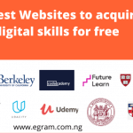 Top 10 best websites to acquire digital skills for free in 2021/2022